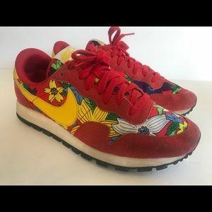 Nike Air Pegasus 83 print aloha running shoes